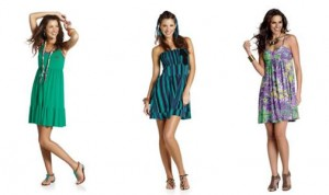 vestidos para o verão 2013