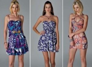 vestidos verão 2013