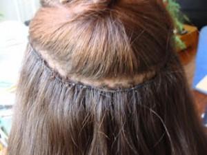 Esse método de alongamento de cabelo é o que mais se parece com um cabelo natural
