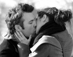 beijo língua