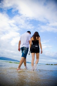 Lugares que ajudam a ter um clima romântico e ajuda a enfatizar o amor.