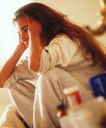 ganho de peso e atraso menstrual