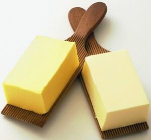 manteiga contém lactose