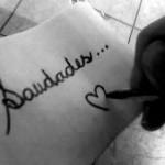 Saudades amor