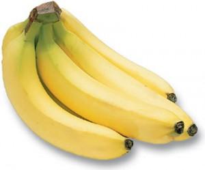 Banana ajuda na redução de gorduras corporal.
