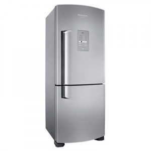 A nova coleção de refrigeradores com modelos invertidos, vem como uma inovação, onde apresenta as amostras com freezer embaixo e geladeira em cima