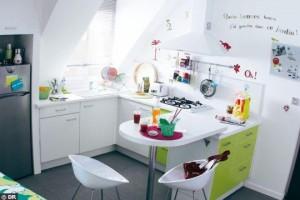Cozinha kit net completa