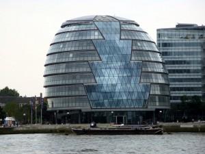 Prefeitura moderna