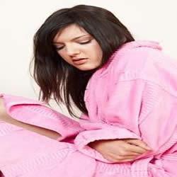 adolescente com atraso menstrual.