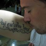 Tatuagem para os pais