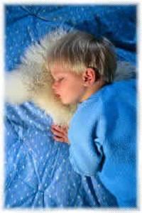 Fazer xixi na cama pode ser evitado.